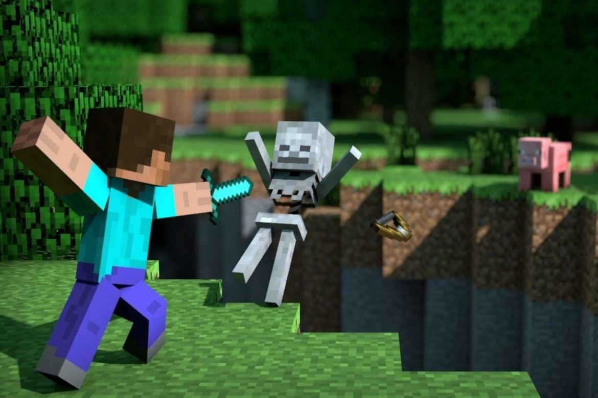 Minecraft server – to play with friends